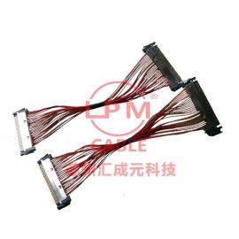 苏州汇成元供应JAE FI-X30HL TO JAE FI-X30HL 装机屏线