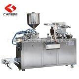 廣州中凱廠家供應醬料盒鋁塑包裝機,異形液體醬料鋁塑包裝機