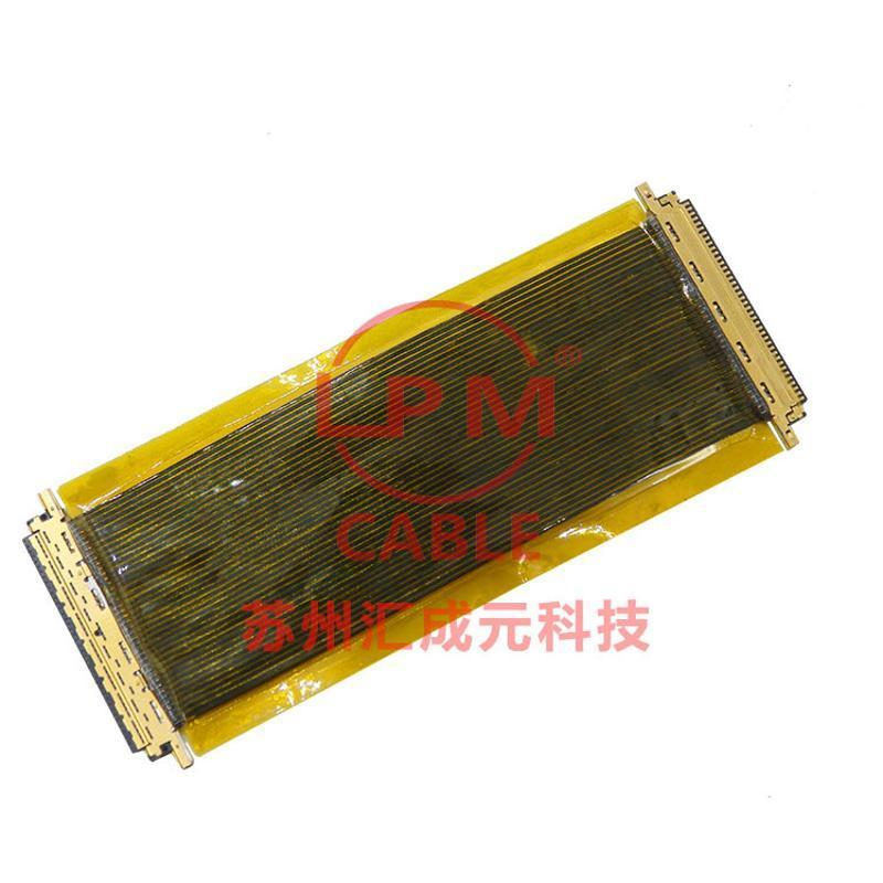 蘇州匯成元電子供應I-PEX 20454-240T TO  20454-240T 平鋪同軸線