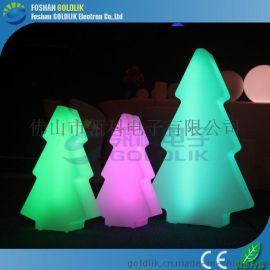 LED发光圣诞树 户外情景装饰灯 发光圣诞树 LED圣诞树