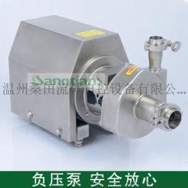 桑田 不锈钢卫生级负压泵泵 10T 24M 304, 316, ABB电机