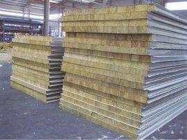 彩钢夹芯复合板,保温夹心彩钢复合板
