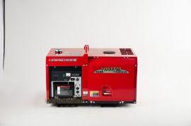 野外无电源使用,15KW静音柴油发电机额定功率