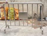 供應臨時護欄網 不鏽鋼鐵馬定做 可移動鐵馬圍欄 人羣控制圍欄廠家銷售