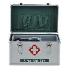 富祥N1322家庭医药箱多层医用急救药品收纳医疗箱
