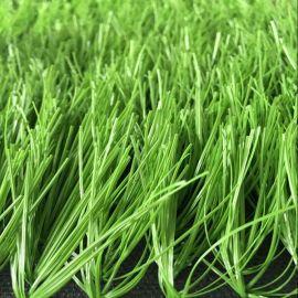 足球场草坪50mm生产厂家直销足球场人造草坪单色直丝人工草坪