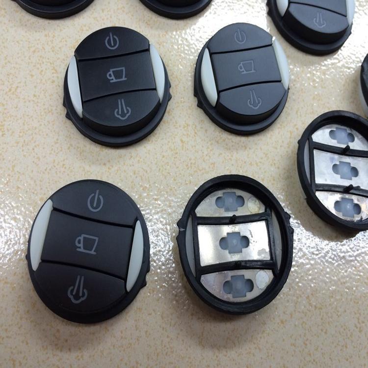 硅胶按键 镭雕按键 手机按键