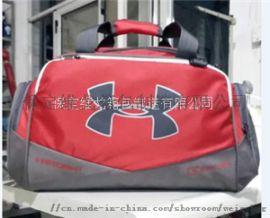 企业团购健身包工厂 运动包 旅行包加印商标