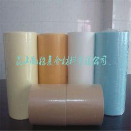 各种克重黄色 兰色 白色单面 双面离型纸 硅油纸