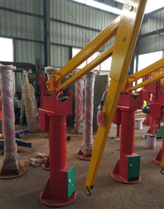 旋转式平衡起重机 单臂吊 500公斤平衡吊 可定做