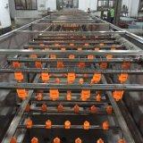 鋁件噴淋清洗機廠家直銷 除油污自動清洗烘幹線