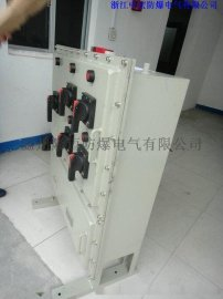 消防泵防爆控制柜BXMD