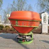 厂家热销旭阳撒肥机农田拖拉机带施肥器
