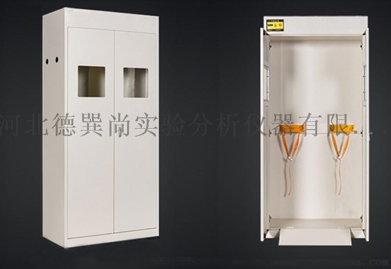 實驗室全鋼氣瓶櫃