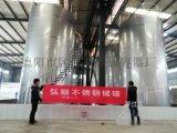 德阳市不锈钢储罐生产企业,德阳弘顺不锈钢罐
