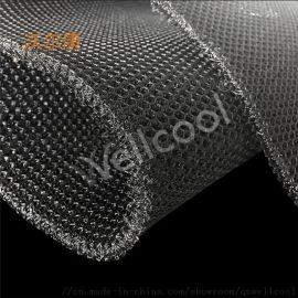 沃尔康3d网布 小六角网孔军用背包军用背心网眼布3d材料
