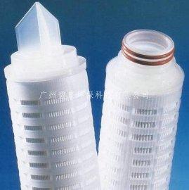 PTFE折叠滤芯 PVDF折叠滤芯 NylonN6折叠滤芯