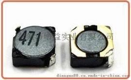 增益电感厂家专业生产贴片电感CD104,易于自动化表贴装