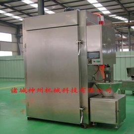厂家生产供应烟熏(蒸煮)炉 不锈钢材质 诸城神州机械