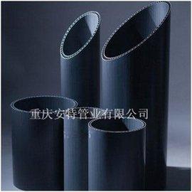 PVC-U双层轴向中空管材