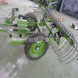 割摟一體機 割草機摟草機往復式割摟一體機各