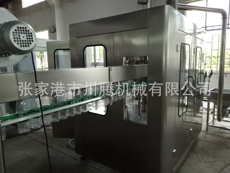 全自动灌装机生产线 矿泉水灌装机