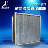 不锈钢耐高温高效过滤器高效空气过滤器锌框耐温空气过滤器特卖