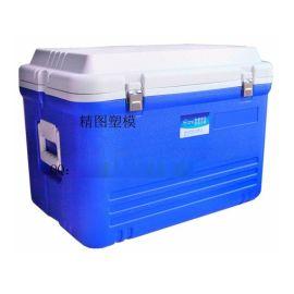 50L 60L冷藏箱模具  30L双层保温箱模具