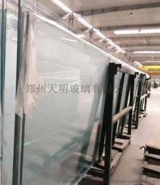 广州领克汽车展厅12mm超白钢化幕墙玻璃