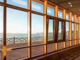 專業定製室內封陽臺窗 隔音玻璃別墅平開窗戶斷橋鋁窗