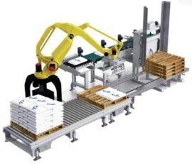 杭州全自动码垛机器人厂家 杭州全自动码垛机器人制造商 贝立供
