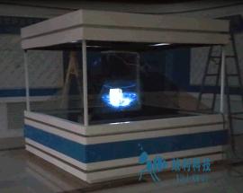 宁夏全息展示柜厂家天津幻影成像设备批发 全息镜面玻璃厂家促销