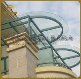 供应阳光房玻璃雨棚车棚大型雨棚钢结构雨棚