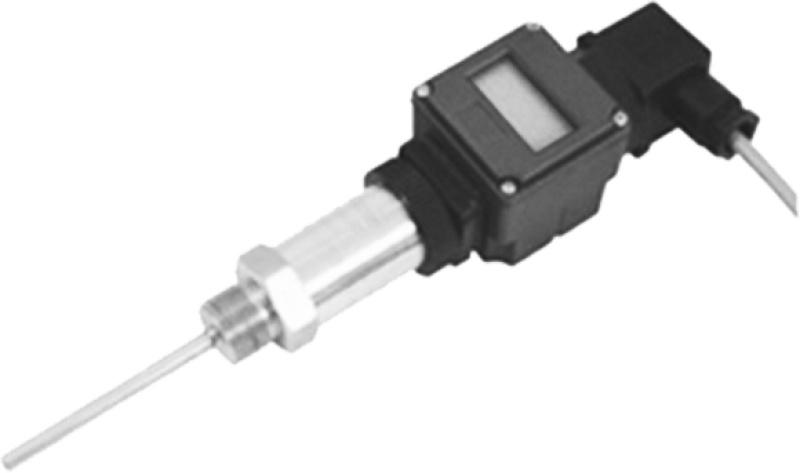 帶顯示管路型溫度傳送器    ATT-P4-D