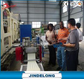 中国四大发明之一:造纸术 造纸机械加工生产与时俱进