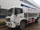 東風天錦單橋液壓22方散裝飼料運輸車
