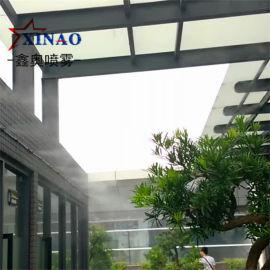 鹤山降温设备,降温喷雾设备,喷雾降温设备图片