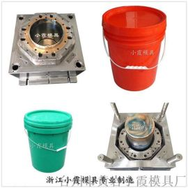 3L润滑油桶塑胶模具3L包装桶塑胶模具