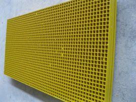 专业生产玻璃钢纤维格栅  4S店洗车房格栅