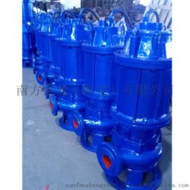 驻马店大型排污泵,自动搅匀排污泵,潜水排污泵