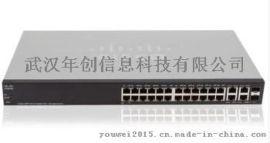 思科POE交换机 SG300-28PP-K9-CN