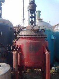 二手真空耙式干燥机(2000L、5000L)