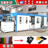全自动吸塑机装饰类三维板定制机 高效自动一次性生产