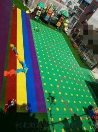 贵州悬浮拼装地板绿色篮球场拼装地板厂家代理