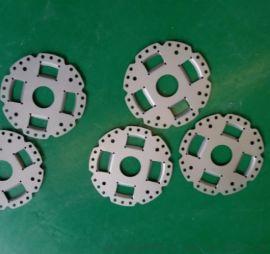 离合器摩擦片自动喷砂机