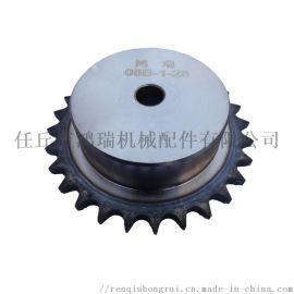 加工定做工业设备传动链轮 标准型号链轮现货供应