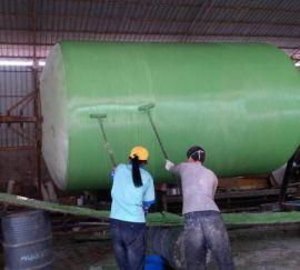 玻璃钢模压化粪池 化粪池 缠绕式家用隔油池寿命