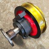 鑄造車輪組 雙樑起重機車輪組 現貨直銷單雙邊車輪組
