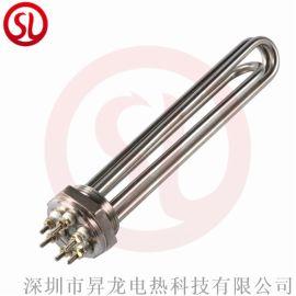 高温单头发热管 带附件型单头专用电热管