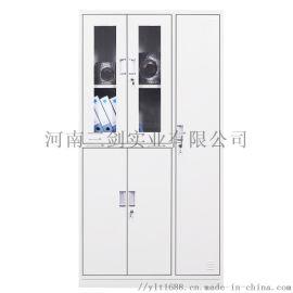档案更衣柜员工文件柜铁皮柜玻璃展示柜